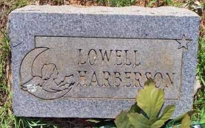 HARBERSON, LOWELL - Scott County, Arkansas   LOWELL HARBERSON - Arkansas Gravestone Photos