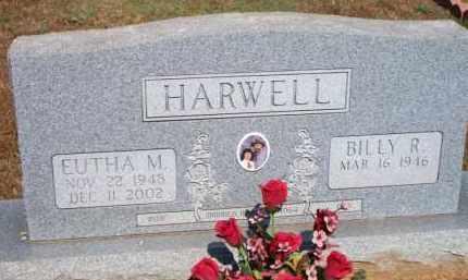 HARWELL, EUTHA M - Scott County, Arkansas | EUTHA M HARWELL - Arkansas Gravestone Photos