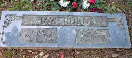 HAWTHORNE, JIM - Scott County, Arkansas | JIM HAWTHORNE - Arkansas Gravestone Photos