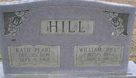 STEDHAM HILL, KATIE PEARL - Scott County, Arkansas | KATIE PEARL STEDHAM HILL - Arkansas Gravestone Photos