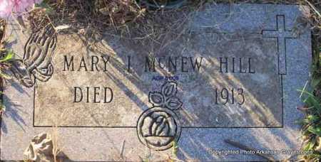 HILL, MARY J - Scott County, Arkansas | MARY J HILL - Arkansas Gravestone Photos