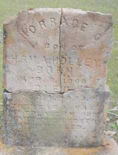 HOLLEY, HORRACE G - Scott County, Arkansas | HORRACE G HOLLEY - Arkansas Gravestone Photos