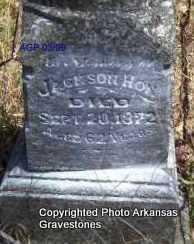 HON, JACKSON - Scott County, Arkansas   JACKSON HON - Arkansas Gravestone Photos