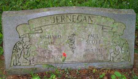 JERNEGAN, PAUL SCOTT - Scott County, Arkansas | PAUL SCOTT JERNEGAN - Arkansas Gravestone Photos