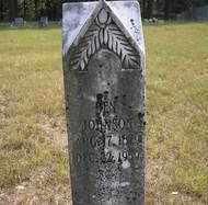 JOHNSON, BEN - Scott County, Arkansas   BEN JOHNSON - Arkansas Gravestone Photos