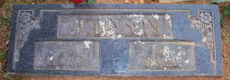 JOHNSON, GEORGE - Scott County, Arkansas | GEORGE JOHNSON - Arkansas Gravestone Photos