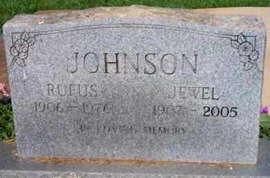 JOHNSON, JEWEL - Scott County, Arkansas | JEWEL JOHNSON - Arkansas Gravestone Photos