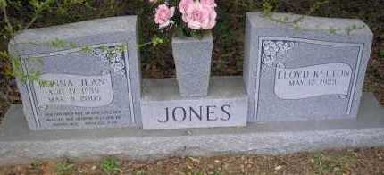 JONES, DONNA JEAN - Scott County, Arkansas | DONNA JEAN JONES - Arkansas Gravestone Photos