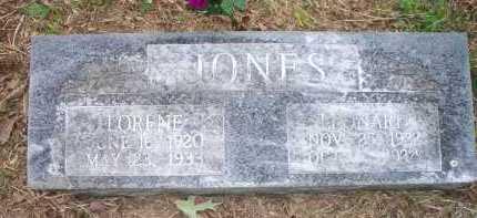 JONES, LEONARD - Scott County, Arkansas | LEONARD JONES - Arkansas Gravestone Photos