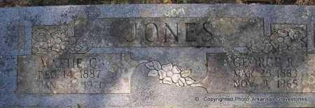 JONES, MATTIE C - Scott County, Arkansas | MATTIE C JONES - Arkansas Gravestone Photos