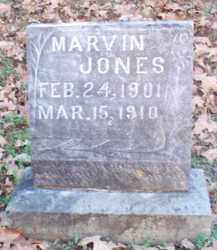 JONES, MARVIN - Scott County, Arkansas | MARVIN JONES - Arkansas Gravestone Photos