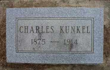 KUNKEL, CHARLES - Scott County, Arkansas | CHARLES KUNKEL - Arkansas Gravestone Photos