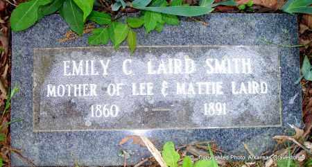 SMITH, EMILY C - Scott County, Arkansas | EMILY C SMITH - Arkansas Gravestone Photos