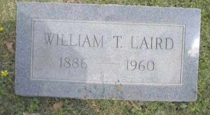 LAIRD, WILLIAM T - Scott County, Arkansas | WILLIAM T LAIRD - Arkansas Gravestone Photos