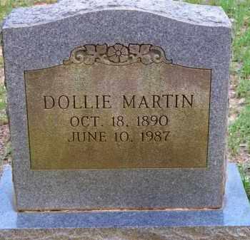 MARTIN, DOLLIE - Scott County, Arkansas   DOLLIE MARTIN - Arkansas Gravestone Photos