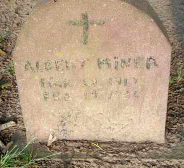 MINER, ALBERT - Scott County, Arkansas | ALBERT MINER - Arkansas Gravestone Photos