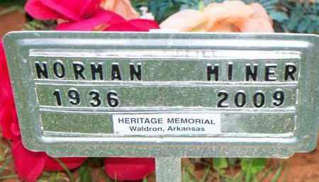 MINER, NORMAN - Scott County, Arkansas | NORMAN MINER - Arkansas Gravestone Photos