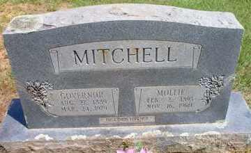MITCHELL, MOLLIE - Scott County, Arkansas | MOLLIE MITCHELL - Arkansas Gravestone Photos