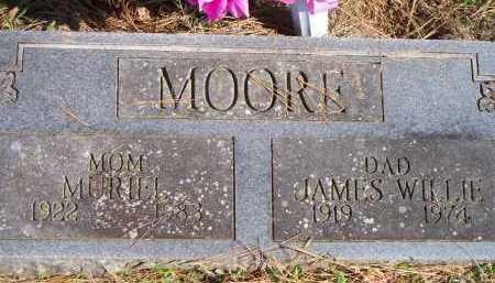 MCLAIN MOORE, MURIEL - Scott County, Arkansas | MURIEL MCLAIN MOORE - Arkansas Gravestone Photos