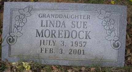 MOREDOCK, LINDA SUE - Scott County, Arkansas | LINDA SUE MOREDOCK - Arkansas Gravestone Photos
