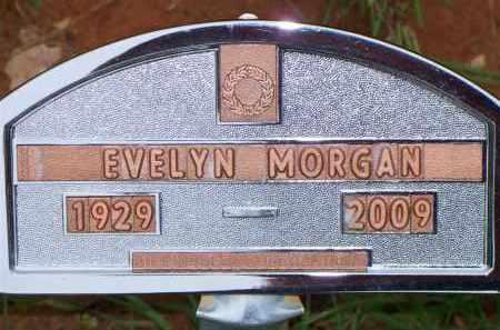 MORGAN, EVELYN - Scott County, Arkansas | EVELYN MORGAN - Arkansas Gravestone Photos