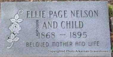 NELSON, CHILD - Scott County, Arkansas | CHILD NELSON - Arkansas Gravestone Photos
