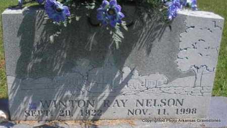 NELSON, WINTON RAY - Scott County, Arkansas | WINTON RAY NELSON - Arkansas Gravestone Photos