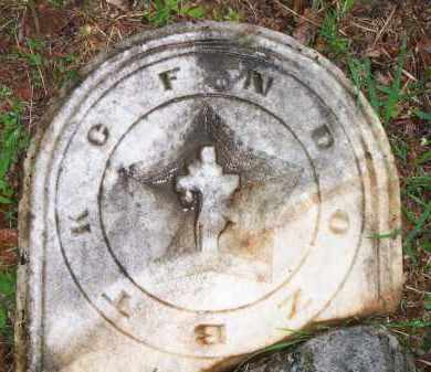 PRICE, SARAH  (TOP OF STONE) - Scott County, Arkansas | SARAH  (TOP OF STONE) PRICE - Arkansas Gravestone Photos