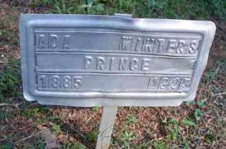WINTERS PRINCE, ADA - Scott County, Arkansas | ADA WINTERS PRINCE - Arkansas Gravestone Photos