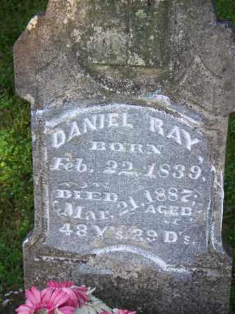 RAY, DANIEL - Scott County, Arkansas   DANIEL RAY - Arkansas Gravestone Photos