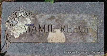 REECE, MAMIE - Scott County, Arkansas   MAMIE REECE - Arkansas Gravestone Photos