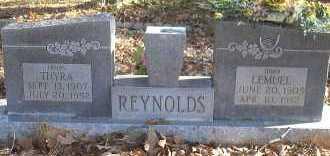 REYNOLDS, LEMUEL  ( LEM ) - Scott County, Arkansas | LEMUEL  ( LEM ) REYNOLDS - Arkansas Gravestone Photos