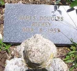 RICHEY, JAMES DOUGLAS - Scott County, Arkansas   JAMES DOUGLAS RICHEY - Arkansas Gravestone Photos