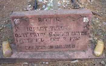 RITTER, JERRY WAYNE - Scott County, Arkansas | JERRY WAYNE RITTER - Arkansas Gravestone Photos