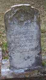 RODGERS, CLAUDA E - Scott County, Arkansas | CLAUDA E RODGERS - Arkansas Gravestone Photos