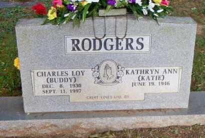"RODGERS, CHARLES LOY  ""BUDDY"" - Scott County, Arkansas 