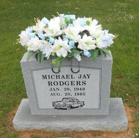 RODGERS, MICHAEL JAY - Scott County, Arkansas   MICHAEL JAY RODGERS - Arkansas Gravestone Photos