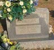 ROGERS, JAMES MADISON - Scott County, Arkansas | JAMES MADISON ROGERS - Arkansas Gravestone Photos