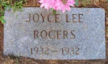 ROGERS, JOYCE LEE - Scott County, Arkansas | JOYCE LEE ROGERS - Arkansas Gravestone Photos