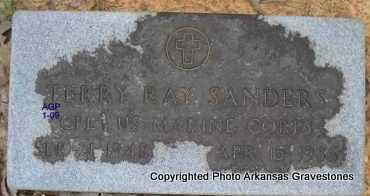 SANDERS  (VETERAN), TERRY RAY - Scott County, Arkansas   TERRY RAY SANDERS  (VETERAN) - Arkansas Gravestone Photos