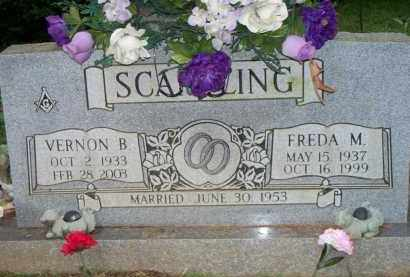 SCANTLING, VERNON B - Scott County, Arkansas | VERNON B SCANTLING - Arkansas Gravestone Photos