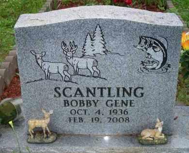 SCANTLING, BOBBY GENE - Scott County, Arkansas   BOBBY GENE SCANTLING - Arkansas Gravestone Photos