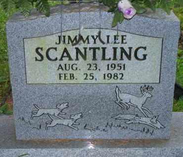 SCANTLING, JIMMY LEE - Scott County, Arkansas | JIMMY LEE SCANTLING - Arkansas Gravestone Photos