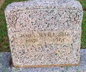SELL, JAMES JEWELL - Scott County, Arkansas | JAMES JEWELL SELL - Arkansas Gravestone Photos