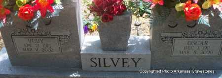 SILVEY, OSCAR - Scott County, Arkansas | OSCAR SILVEY - Arkansas Gravestone Photos