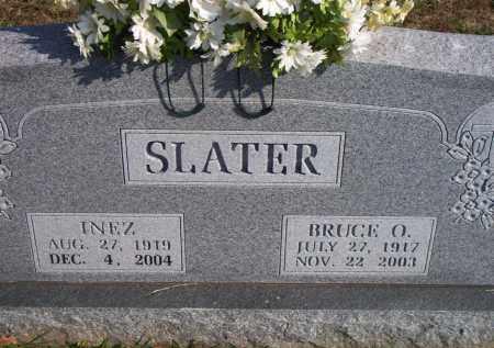 SLATER, BRUCE O - Scott County, Arkansas | BRUCE O SLATER - Arkansas Gravestone Photos
