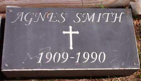 SMITH, AGNES - Scott County, Arkansas | AGNES SMITH - Arkansas Gravestone Photos