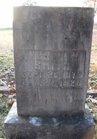 SMITH, ANDREW W - Scott County, Arkansas   ANDREW W SMITH - Arkansas Gravestone Photos
