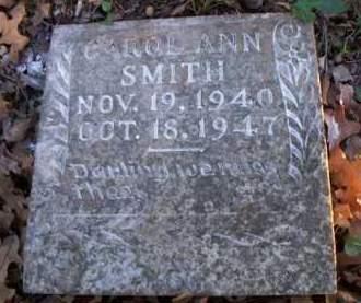 SMITH, CAROL ANN - Scott County, Arkansas | CAROL ANN SMITH - Arkansas Gravestone Photos
