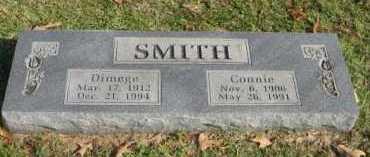 SMITH, DIMEGE - Scott County, Arkansas | DIMEGE SMITH - Arkansas Gravestone Photos